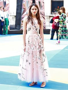 daily event, fashion, lifestyle and social program coverage of the celebrities. Stacy Martin, Royal Academy Of Arts, Red Carpet Fashion, Celebrity, Gowns, London, Formal Dresses, Spotlight, Party