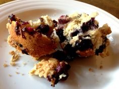 Chock full of Blueberry Muffins