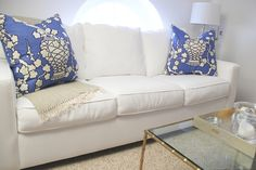 Pottery Barn Buchanan Sleeper Sofa   Redefining Domestics