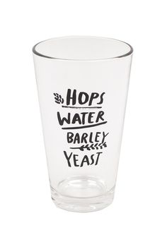 Give me this glass with a beer, some friends on a patio at sunset and I would be happy as a clam.