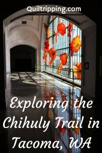 Exploring the Chihuly Trail in Tacoma WA #chihuly #tacoma #chihulytrail
