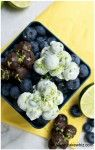 blueberry lime chocolate clusters 4