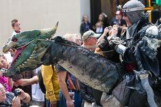 Dragon*Con Parade. 2012. Atlanta