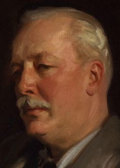 Evelyn_Baring,_1st_Earl_of_Cromer_by_John_Singer_Sargent by kruzito_357, via Flickr