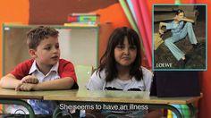 Non perdades o último proxecto da artista Yolanda Domínguez. Todo un acerto, perdirlles aos nenos que comenten o que lles suxiren unha serie de fotografías de moda. Culture Jamming, Beauty In Art, Its Nice That, Campaign, Hero, Children, Articles, Awesome, Creative