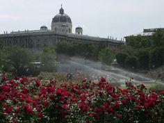 Volks Garten, Vienna