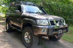 nissan patrol Y61 2005