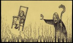 Don Kenn's Monsters: Nightmare Inducing Drawings on Post-It Notes
