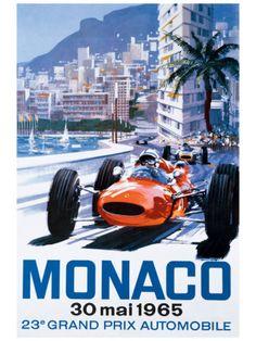 1965 Gran Premio de Mónaco