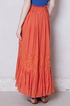 Sanoh Gauze Skirt $39.95