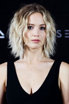 Jennifer Lawrence attends the press conference for 'Passengers' at CGV on December 16, 2016 in Seoul, South Korea.