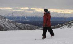 Fresh snow in Hatcher Pass | Skiing Photos | ADN.com