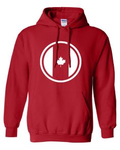 Canada Canadian Pride Proud Olympic Team Military hockey support great white north hoodie hooded sweatshirt Mens Ladies swag Canada ML-246h