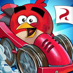 Angry Birds Go! vs Angry Birds Blast - Think of Super Mario Kart only with Angry Birds and that's basically Angry Birds Go! It's breakneck speed downhill racing Angry Birds style on Piggy I Ipod Touch, Ipad, Angry Birds New, Chase App, Angry Birds Characters, Iphone, Crash Team Racing, Fans, Lego Dc