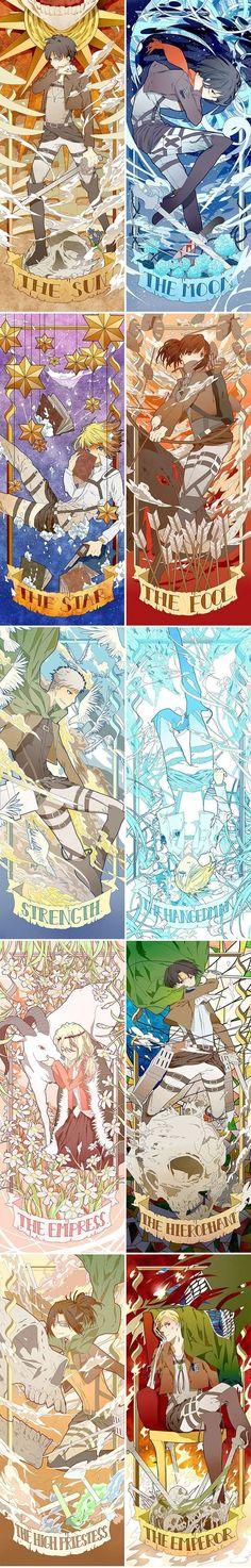 Shingeki no Kyojin (進撃の巨人 Shingeki no Kyojin?), conocida como Ataque a los titanes en España y Ataque de los titanes en Hispanoamérica, es una serie de manga escrita e ilustrada por Hajime Isayama. La historia gira en torno a Eren Jäger y...