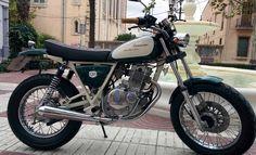"""Suzuki GN 250 """"Street Fun"""" - Caferz.com"""