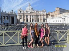 Rome Italy My Bitches