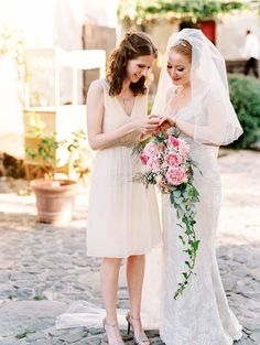 Rustic Foodie-Inspired Wedding in Italy Rustic Italian Wedding, Irish Wedding, Wedding 2015, Italy Wedding, Fine Art Wedding Photography, Bridesmaid Dresses, Wedding Dresses, Destination Weddings, Style Me