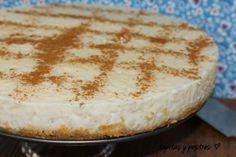 Una tarta que es un éxtasis de sabor: ¡es de arroz con leche!