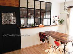 ダイニングテーブル作り wisteria*cafe&garden ~DIYでオウチを育てる~