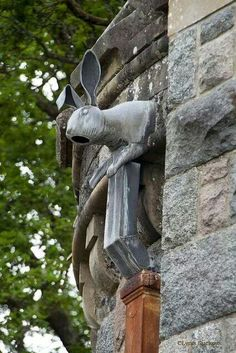 awesome downspout