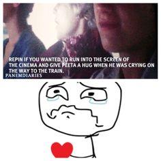 Peeta...