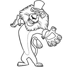 Madagascar 2 coloring pages on Coloring-Book.info | Madagascar ...