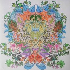 Another Hidden Symbol Find This Pin And More On Secret Garden Coloring Book