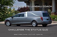Cadillac XTS Hearses - Bennett Funeral Coaches