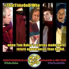 "#ThatTimeOnDrWho - Week 07 ""Castrovalva"" (5) ""Time and the Rani"" (7) ""The Movie"" (8) ""The Christmas Invasion"" (10) ""A Christmas Carol"" (11)"