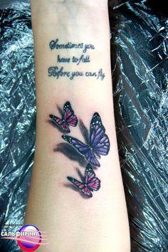 Salfirina – Eugene – foot tattoos for women flowers Purple Butterfly Tattoo, Purple Tattoos, Floral Thigh Tattoos, Forearm Flower Tattoo, Butterfly Tattoos For Women, Foot Tattoos, Forearm Tattoos, Mommy Tattoos, Mother Tattoos