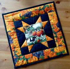 Tea for One - Duftuntersetzer, freies Muster Shops, Tea For One, Country Rose, Joy, Blanket, Sewing, Pattern, Tutorials, Scrappy Quilts