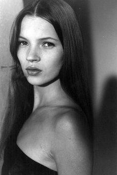 Young Kate Moss @violetgrey