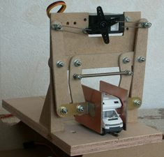 A.M.F.N: Car-System Faller - station de recharge