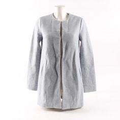 Dámské dlouhé sako s.Oliver šedé Fur Coat, Sweaters, Jackets, Fashion, Down Jackets, Moda, Fashion Styles, Sweater, Fashion Illustrations