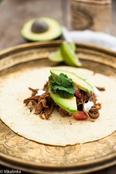 Slow Cooked but worth every minute. Try these delish Pulled Pork Tacos with your fave Skinnygirl® Margarita! Slow Cooked Pulled Pork, Pulled Pork Tacos, Slow Cooker Recipes, Crockpot Recipes, My Favorite Food, Favorite Recipes, Cilantro Lime Slaw, Easy Pasta Recipes, Crock Pot Cooking