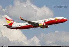 Photo of B-1586 - Boeing 737-8AL - Lucky Air