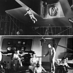 Star Trek:The Motion Picture // behind the scene