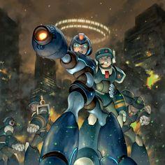 Mega Man, Super Smash Flash 2, Game Character, Character Design, Saga, Maverick Hunter, Zero Wallpaper, Manga Anime, Megaman Series