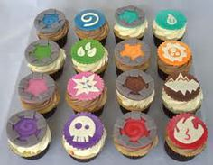 skylander cupcakes - Google Search