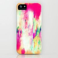 iPhone & iPod Case featuring Electric Haze by Amy Sia
