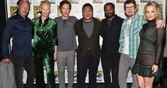 Doctor Strange Cast Talks New Marvel Universe at Comic-Con -- Benedict Cumberbatch and the rest of the Doctor Strange cast reveal new details in video interviews from Comic-Con 2016. -- http://movieweb.com/doctor-strange-movie-cast-interviews-comic-con-panel-video/