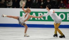 Volosozhar & Trankov--gold at Europeans, but not their best performance.