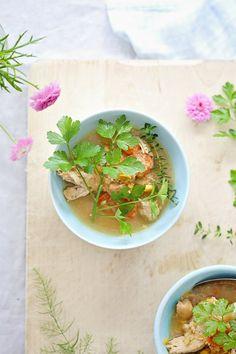Crockpot Chicken Stew Casserole