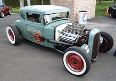 Moto Custom: Hot Rod e Rat Rod gallery
