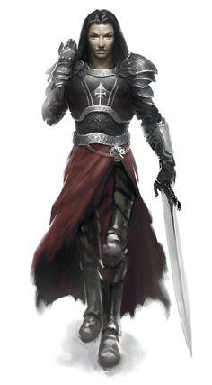 Dema Fighter - Evil