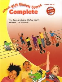 Alfred's Kid's Ukulele Course: Complete - Book & MP3 CD. £19.95