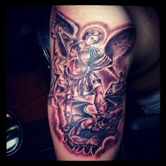 Angel Tattoo | angel tattoo, engel tattoo, fallen angel tatt… | Flickr