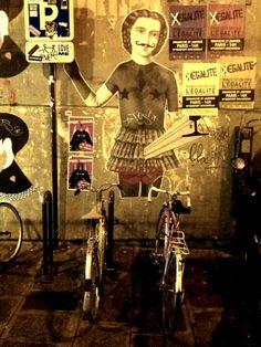 Paris 4 marais - rue
