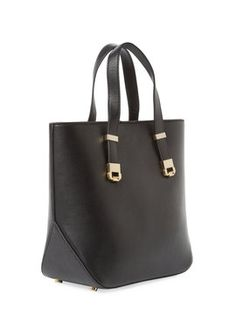 Willow Small Leather Convertible Tote from Designer Handbag Shop: Perfect Carryalls on Gilt